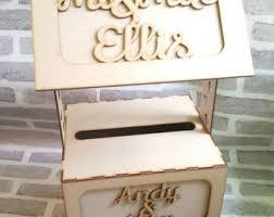 Wedding Wishing Box Wedding Wishing Well Etsy
