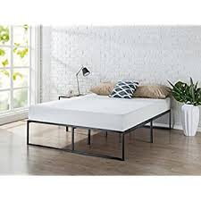 14 Bed Frame Zinus 14 Inch Classic Metal Platform Bed Frame With