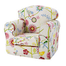 Cover Chairs Childrens Arm Chair In Bird Cover Design Kids Chairs Cuckooland