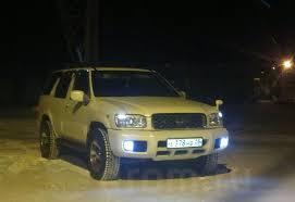 nissan terrano 2002 ниссан террано 2002 в зее акпп 3 3 литра джип suv 4wd белый