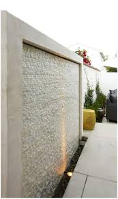 backyards fascinating 25 best ideas about water walls on