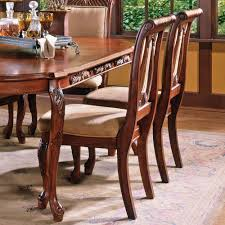 Steve Silver Dining Room Furniture Steve Silver Harmony 7 Oval Dining Room Set In Cherry
