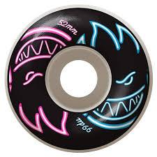 formula 4 spitfire spitfire wheels get lit neon 52mm 99a pink blue set of 4