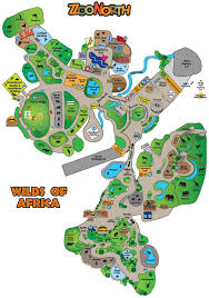 Dallas Map by Dallas Zoo Map Map Of Dallas Zoo Texas Usa