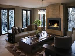 enchanting modern gas fireplace for a living room midcityeast