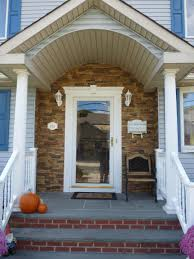 Home Entrance Design Pictures by Front Entrance Design In Only 2 Days Creative Faux Panels