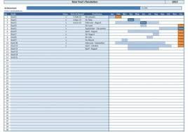 simple excel gantt chart template free and free spreadsheet gantt