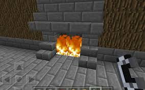 making a fireplace in minecraft stovers