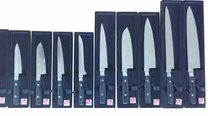 zen a superb japanese kitchen knife series with 37 layers of