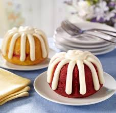 birthday wrap on bundtlet picture of nothing bundt cakes orland