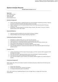 data analyst resume exle exles of resumes