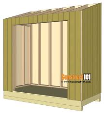 Free Wooden Shed Designs by Best 25 Lean To Shed Plans Ideas On Pinterest Lean To Shed To