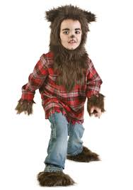 scary halloween costumes for kids lil howling werewolf costume scary halloween costumes for kids