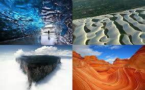 Beautiful Places On Earth by The Most Surreal Places On Earth