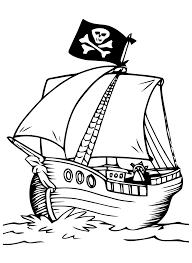 coloriage de pirate des caraibe 3