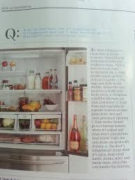 Martha Stewart Kitchen Appliances - martha stewart refrigerator organization tips gardening and home