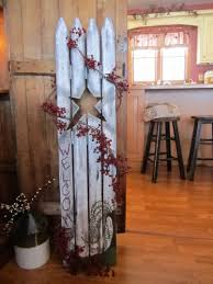 picket fence welcome sign furniture refurbishing pinterest