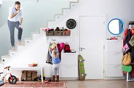plan an organised and family friendly hallway