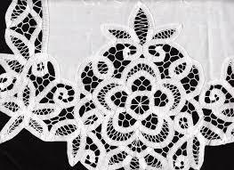 White Lace Valance Curtains Battenburg Lace Pesquisa Google Pillows Lace Pinterest
