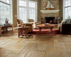 Houston Lifestyles  Homes Magazine Stone Flooring An Investment - Family room flooring