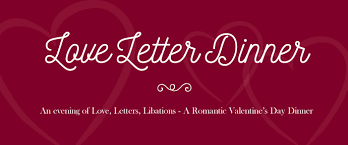 love letter dinner bixby u0027sbixby u0027s