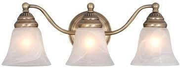 brass bathroom vanity light brass vanity light antique 3 bathroom lighting fixture loading zoom