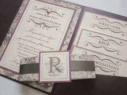 Scroll Invitations Diy Folded Wedding Invitations Blueklip Com