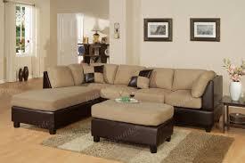 Sectional With Ottoman Sectional W Ottoman Sectional Sofa Bobkona Furniture