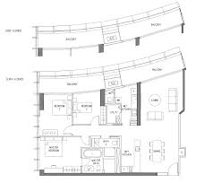 Bugis Junction Floor Plan Duo Residences Duo Residences Official Launch At 1 Fraser Street