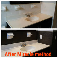 Miracle Method Bathtub Miracle Method 1070 Courier Place Suite 201 Smyrna Tn Counter