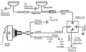 spotlight wiring diagram nissan navara wiring wiring diagram