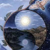 sun moon yin yang gifs photobucket