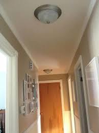 Hallway Light Fixtures Ceiling Hallway Light Fixture Dulaccc Me