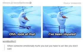 Frozen Movie Memes - side note i love this movie teenagers