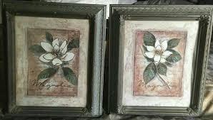 home interiors cuadros cuadros de magnolias de home interiors home garden in san jose
