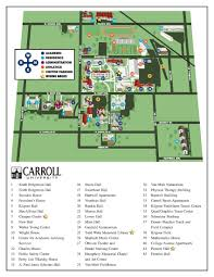 Carroll Community College Map Dining Services Map Of Dining Locations My Carrollu