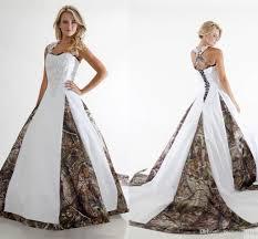camo dresses for weddings discount 2016 new fashion cheap camo wedding dresses one shoulder
