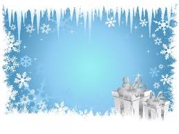 blue christmas frozen blue christmas background vector free