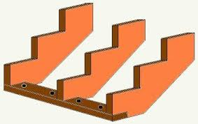 how to make or build a staircase free stair calculator part 3