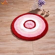 target home floor l microfiber rugs carpet polyester non slip floor mats round target