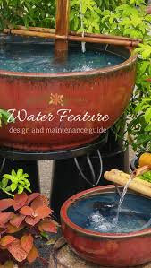 fountains ponds and waterfalls choosing and caring for a garden