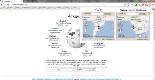 ip address map ip map chrome web store