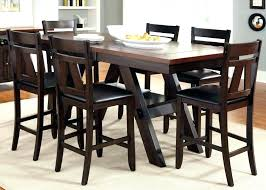 metal top kitchen table high top kitchen table and chairs cheap tall kitchen table sets