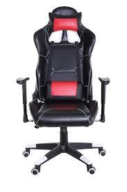 Race Car Office Chair Timeoffice Sport Series Ergonomic Video Gaming Chair Race Car