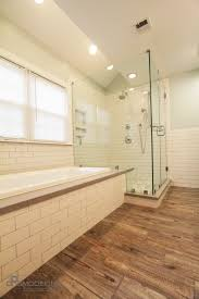 Ceramic Bathroom Tile by Media Bathrooms Rustic And Chic With Soaking Tub And Integrated