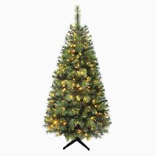 target pre lit pine tree 183cm target australia