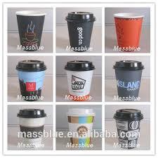 bicchieri di carta personalizzati logo personalizzato stato bicchiere di carta usa e getta con