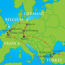Brussels Europe Map by 20th Century Europe Turkey Germany Belgium And France