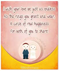 Marriage Wishes Quotes For Friends Quotesgram Romantic Wedding Wishes And Heartfelt Cards For A Newly Married Couple