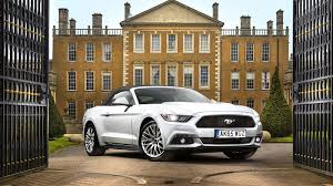 best ford mustang ford mustang is now the best selling sports car on earth roadshow